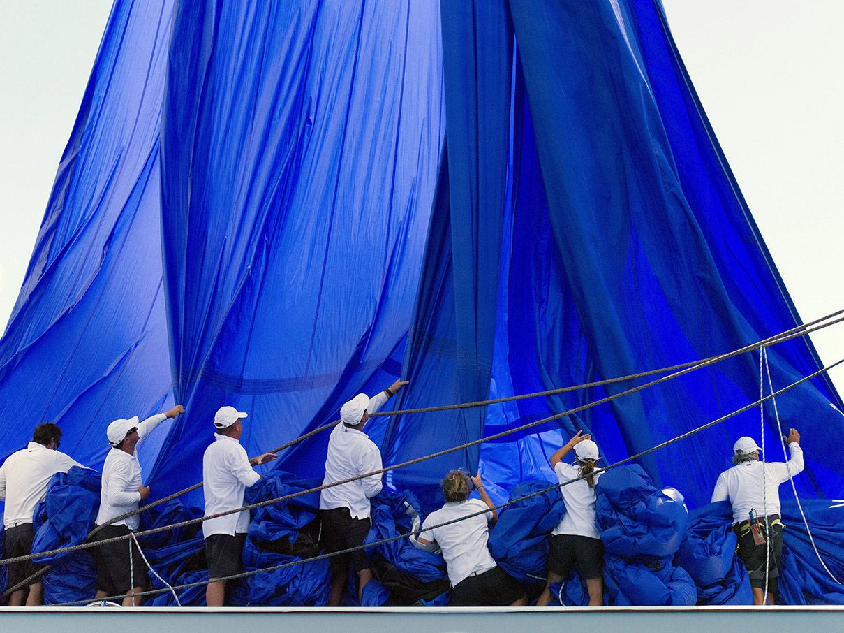 photo de regate photo de st barth st barts bucket regatta