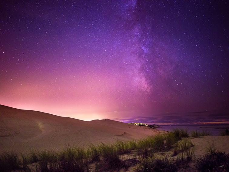 photo de la dune du pilat de stephane scotto